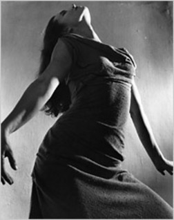Jean Erdman, dancer and wife of Joseph Campbell